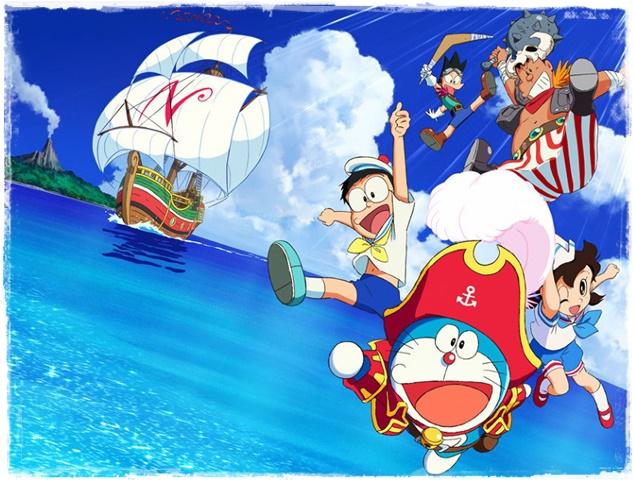 ドラえもんのび太の宝島のテーマは父と子の感動話!親子の未来は?2