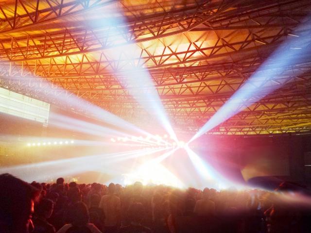 関ジャニ∞のライブツアー2018!GR8ESTのセトリ 7/15at札幌ドーム1