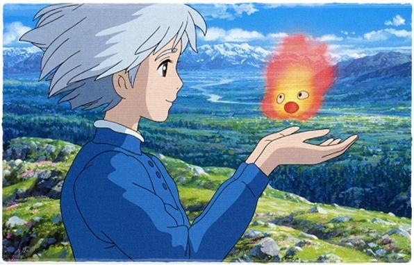 ハウルの動く城のソフィーの呪いはいつ解けた?実は魔法使いだった?4