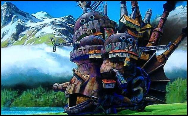 ハウルの動く城のソフィーはなぜ引っ越しをしたのか?帽子屋の家は?1