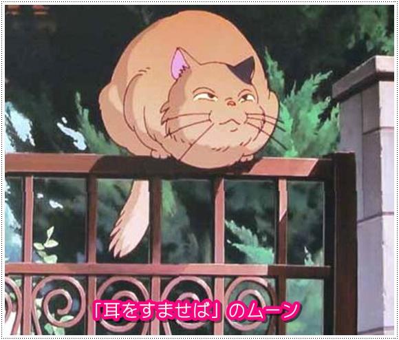 猫の恩返しのムタの本名と正体は?耳をすませばにモデルがいた?4