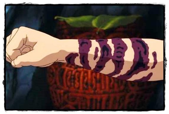 もののけ姫のアシタカの呪いは解けたがなぜ故郷に帰らない?村の掟?2