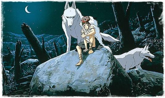 もののけ姫のサンはなぜ山犬に?捨てられた理由は?母親はエボシ!?1