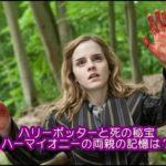 ハリーポッター[死の秘宝]ハーマイオニーが両親の記憶を消す意味は?3