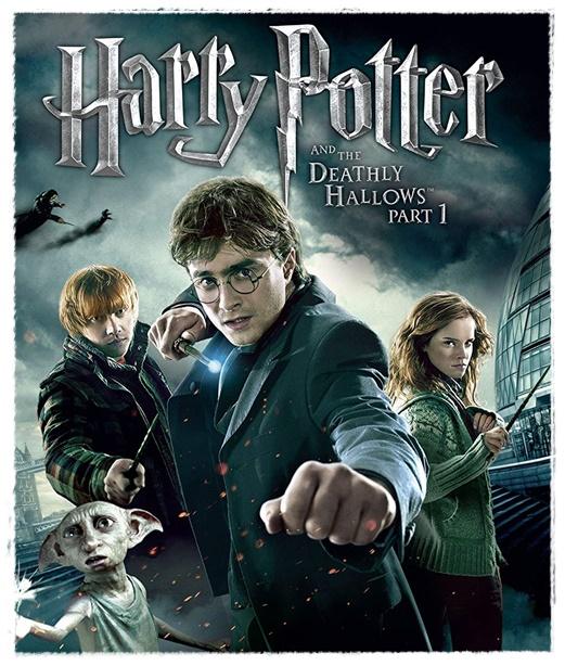 ハリーポッター[死の秘宝]剣を誰が隠した?ダンブルドアが死ぬ前に?1