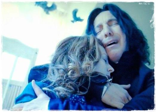 ハリーポッター[死の秘宝]スネイプとリリーの関係は?牝鹿の守護霊も5