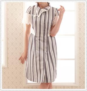 はじこい(6話)深田恭子(順子)着用のワンピースの衣装ブランドは?9