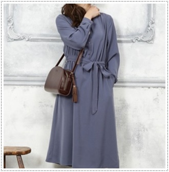 はじこい(6話)深田恭子(順子)着用のワンピースの衣装ブランドは?4