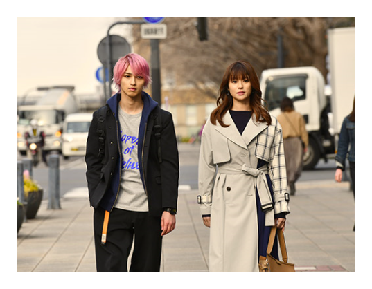 はじこい(8話)深田恭子(順子)のファッションコーデ! アクセサリーも4