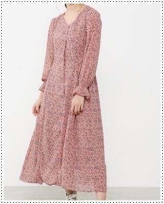 はじこい(8話)深田恭子(順子)のファッションコーデ! アクセサリーも12