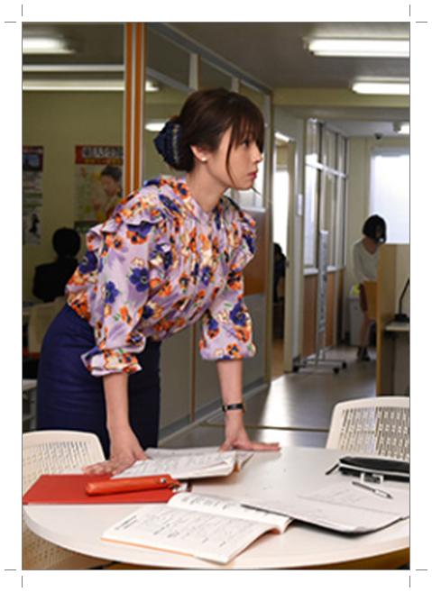はじこい(8話)深田恭子(順子)のファッションコーデ! アクセサリーも5