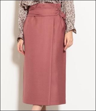私定時で帰ります(2話)吉高由里子(結衣)のスカートの衣装ブランド!8