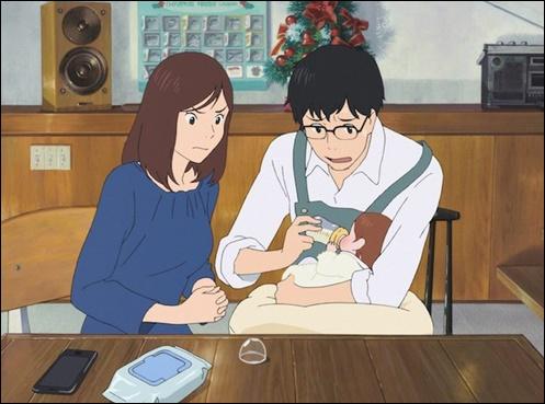 [未来のミライ]お母さんの扱いがひどい?くんちゃんがかわいそう?2