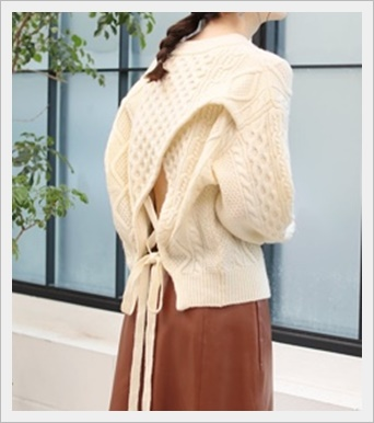 モトカレマニア(6話)の衣装!新木優子着用のワンピースやニットは?3