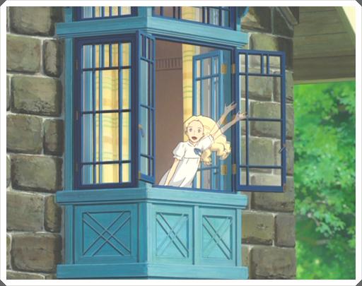 [思い出のマーニー]マーニーの正体は空想か夢?幽霊という設定も?4