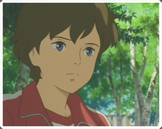 [思い出のマーニー]杏奈の目の色が青いのは?ハーフ?クォーター?3