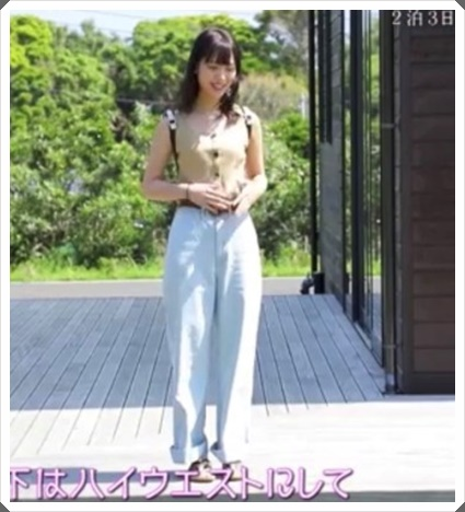 [今日好き]のん(粕谷音)の私服がかわいい?身長高いけど足太い?3