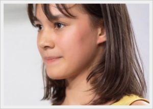 ヒルマンニナ(NiziU)の鼻は整形?昔の画像と比較!身長体重も!3