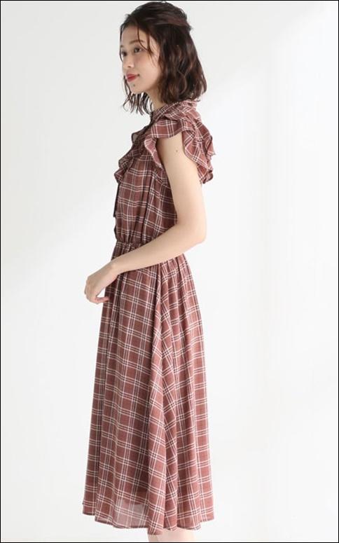 [今日好き夏空編]すずの私服はどこのワンピース?ブランドを調査!3