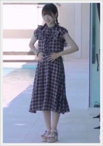 [今日好き夏空編]すずの私服はどこのワンピース?ブランドを調査!2