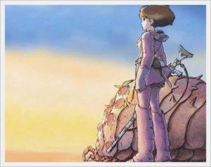 [風の谷のナウシカ]巨神兵の正体は?火の七日間とは何?なぜ溶ける?1