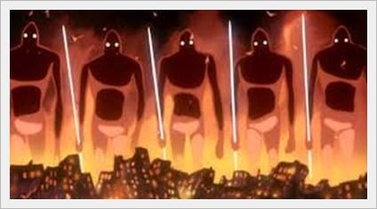 [風の谷のナウシカ]巨神兵の正体は?火の七日間とは何?なぜ溶ける?3