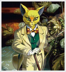 猫の恩返しはしずくの小説の話?バロンは耳をすませばに登場するの?3